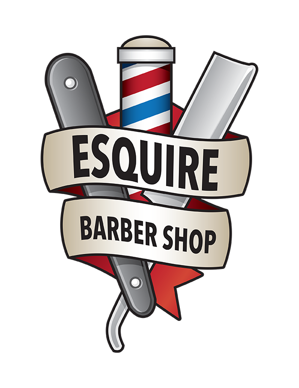 Esquire Barbershop Logo